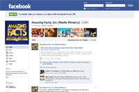 Facebook (Amazing Facts)