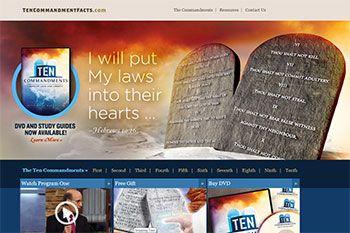 Ten Commandment Facts